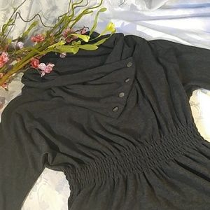 Fossil Long Cowlneck Sweater